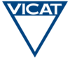 Logo of the Vicat group